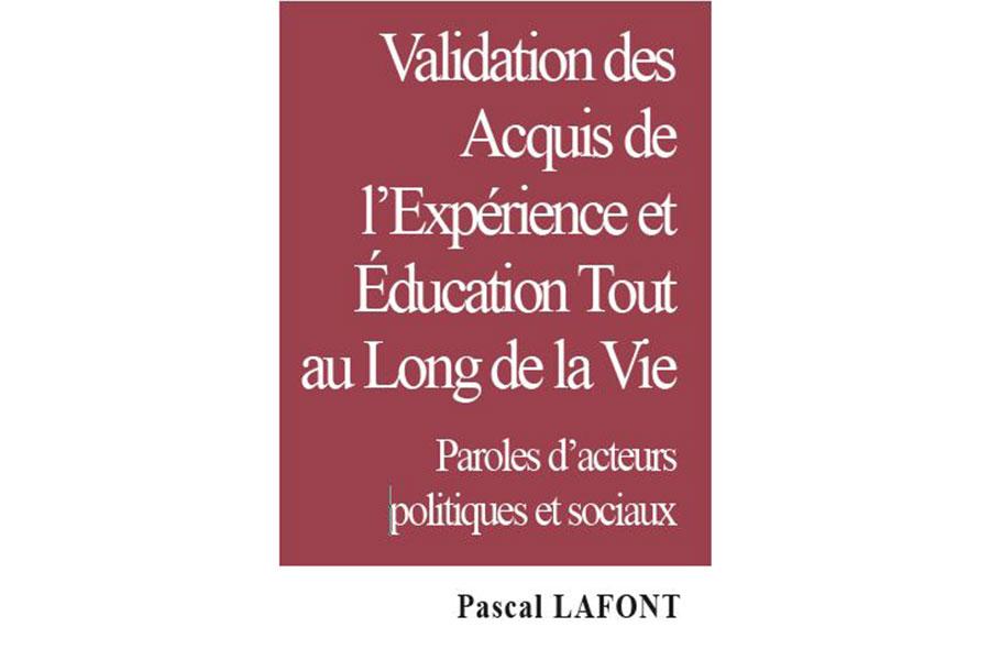 Publication Pascal Lafont